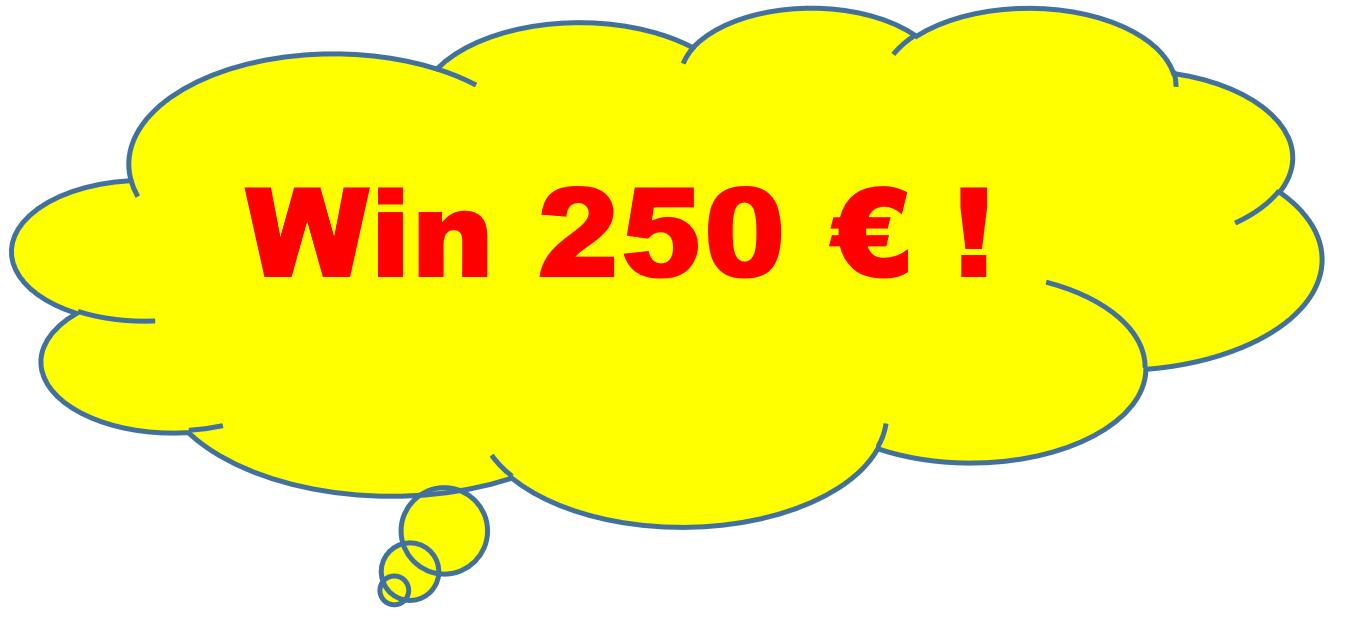 win 250 euro